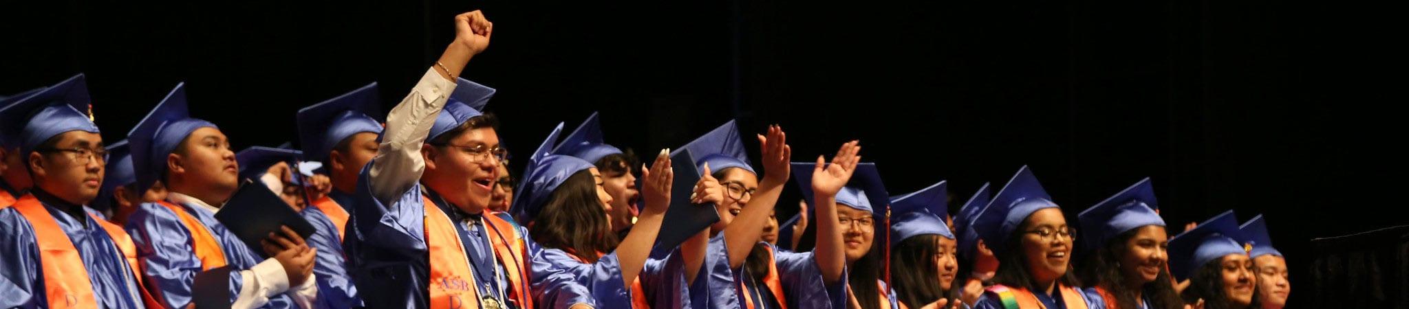 2019 Duncan graduates